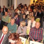 Etwa 160 Interessierte waren anwesend