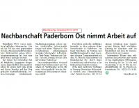 2015-12-09 Nachbarschaft Paderborn Ost nimmt Arbeit auf