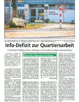 2016-03-22 Info-Defizit zur Quartiersarbeit